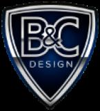 Logo B&C design carwrapping