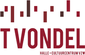 Logo Cultureel centrum T'vondel Halle