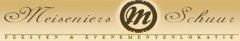 Logo Feestzaal de Meisenierschuur