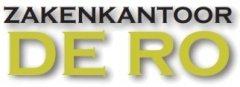 Logo Zakenkantoor de Ro
